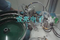 壹兆晶体自动检测设备