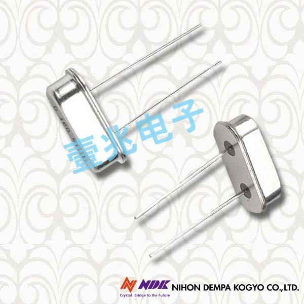 NDK晶振,石英晶振,AT-41晶振,插件晶振