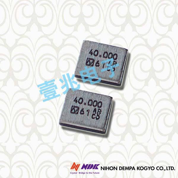 NDK晶振,贴片晶振,NX1210AB晶振,无源晶振