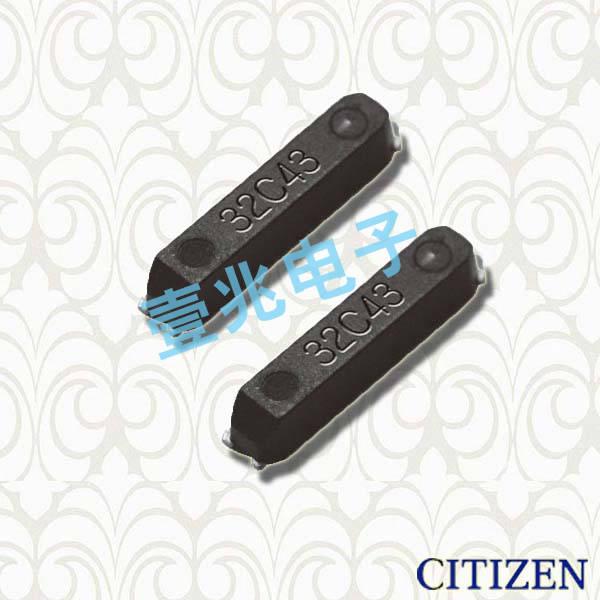 西铁城晶振,贴片晶振,CM130晶振