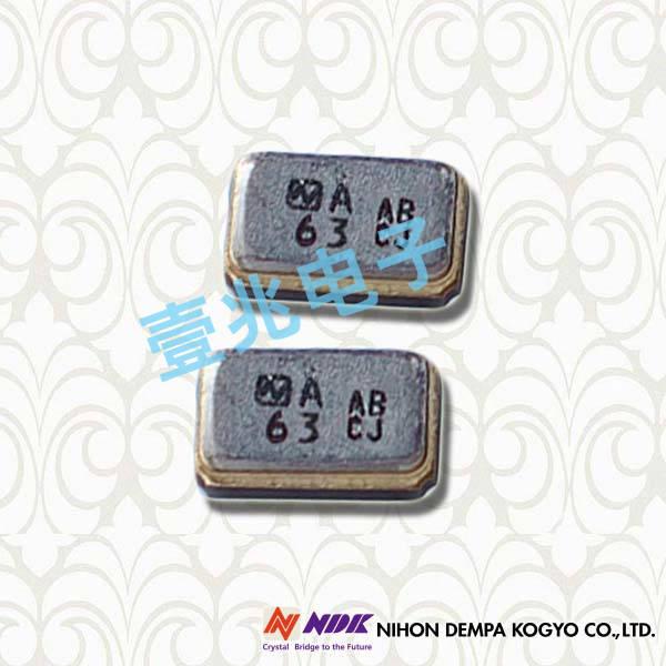NDK晶振,贴片晶振,NX1612SB晶振,石英晶体谐振器