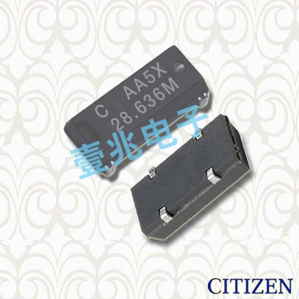 西铁城晶振,贴片晶振,CM250C晶振