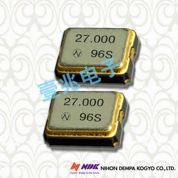 NDK晶振,贴片晶振,NX2012SA晶振,石英贴片晶振