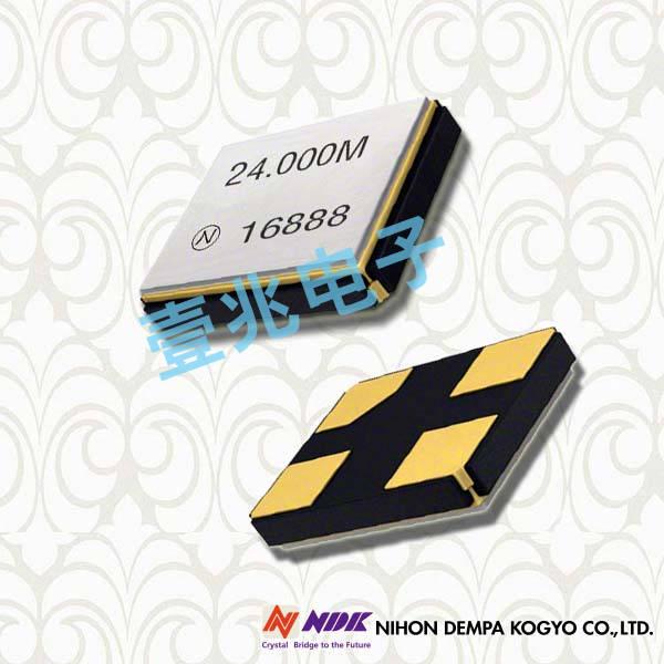 NDK晶振,贴片晶振,NX2016SA-2晶振,进口石英晶振