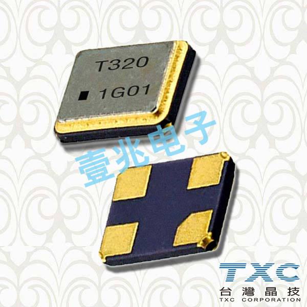 TXC晶振,石英晶振,7M晶振