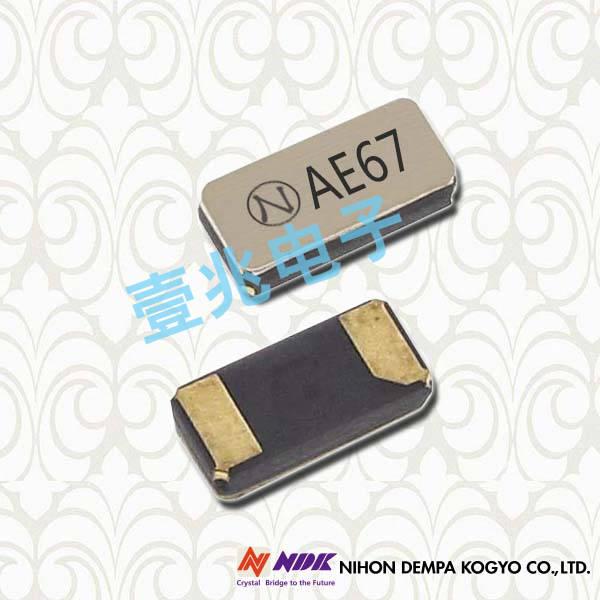 NDK晶振,贴片晶振,NX3215SE晶振,无源石英晶振