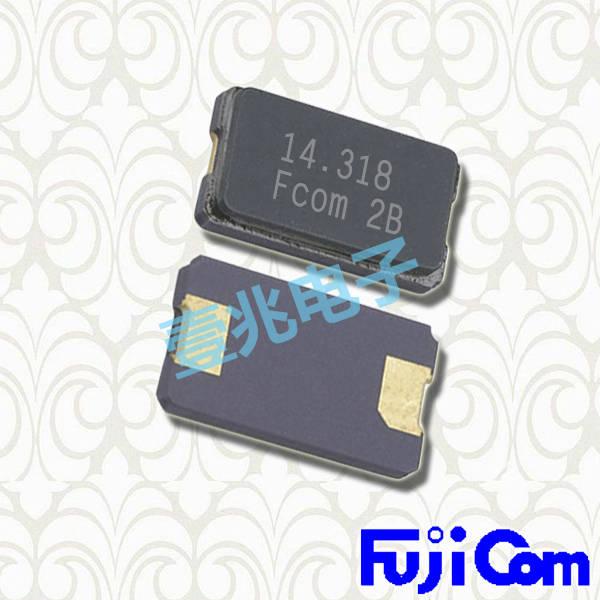 富士晶振,贴片晶振,FSX-8L晶振