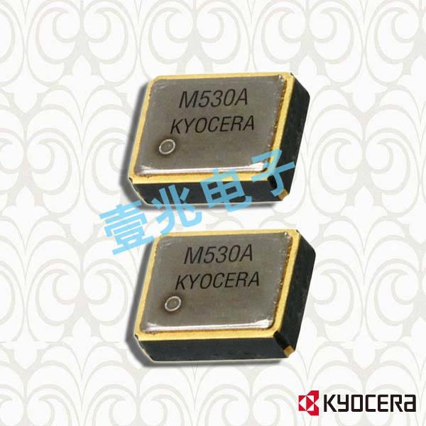 京瓷晶振,贴片晶振,KT1612晶振