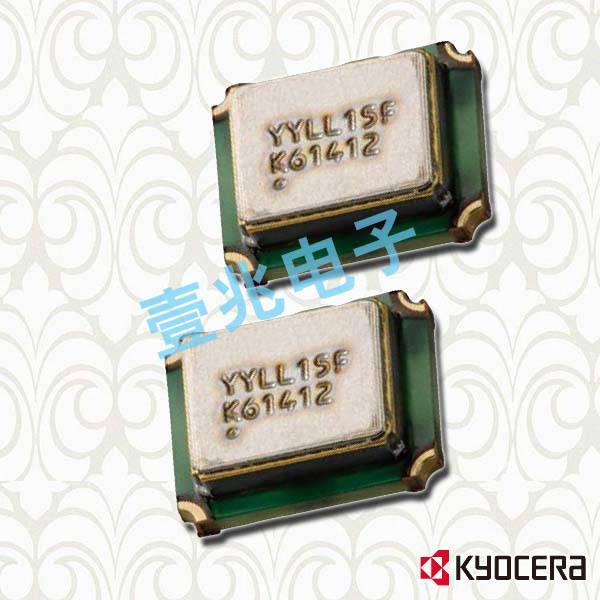 京瓷晶振,有源晶振,KT3225晶振