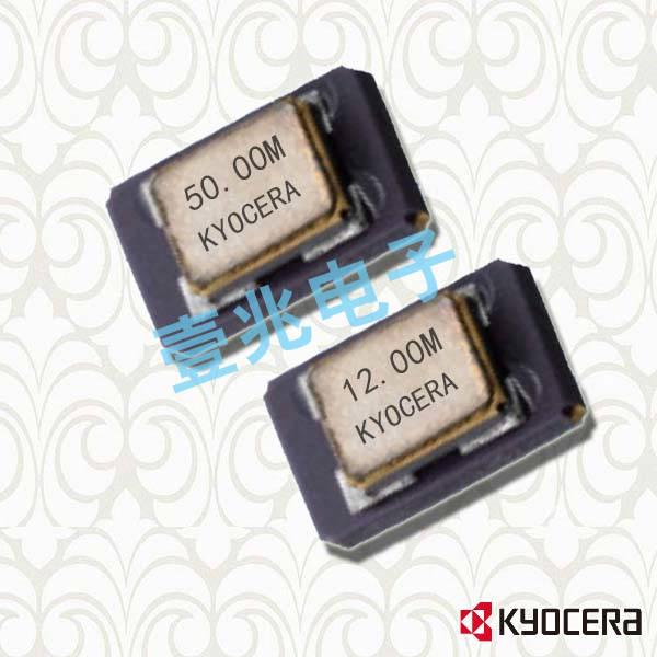 京瓷晶振,贴片晶振,KT5032晶振