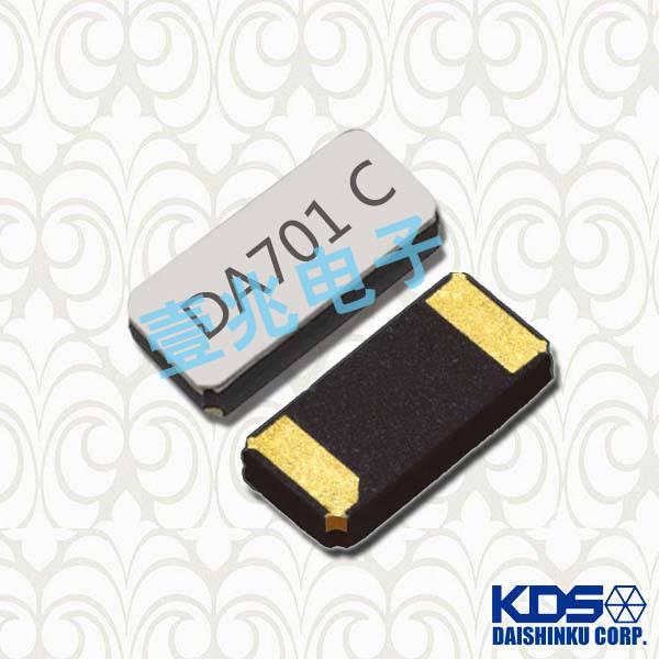 KDS晶振,贴片晶振,DST311S晶振,石英晶体谐振器