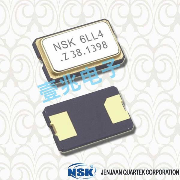 NSK晶振,贴片晶振,NXC-63-AP2晶振