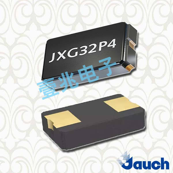 Jauch晶振,贴片晶振,JXG75P2晶振