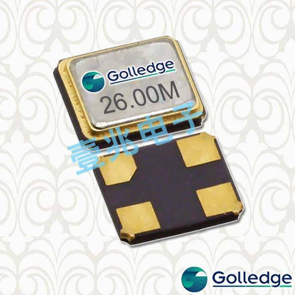高利奇晶振,贴片晶振,GRX-220晶振