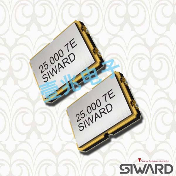 希华晶振,贴片晶振,SX-7050晶振