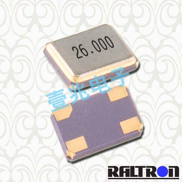 拉隆晶振,贴片晶振,H10S晶振