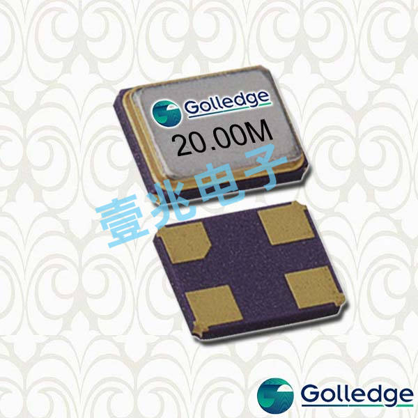高利奇晶振,贴片晶振,GSX-433晶振