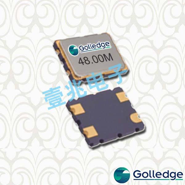 高利奇晶振,贴片晶振,GSX-758晶振