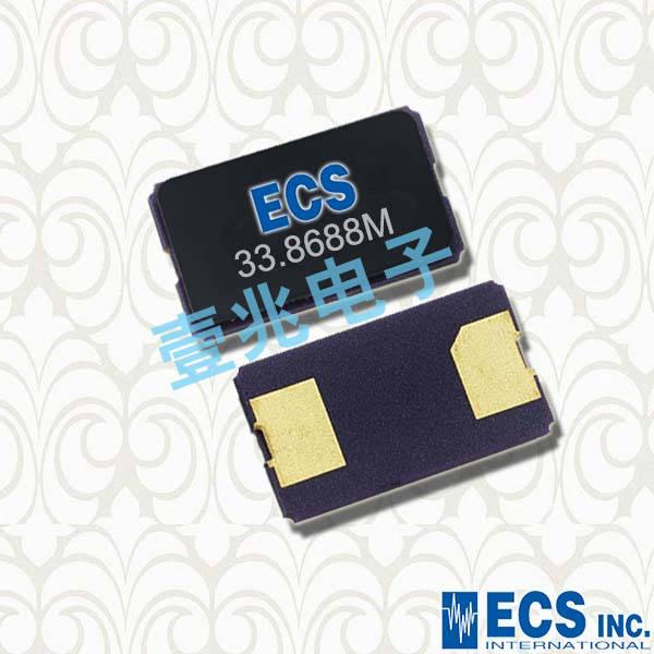 ECScrystal晶振,贴片晶振,CSM-9晶振