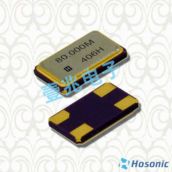 鸿星晶振,贴片晶振,HHCX-5SB晶振