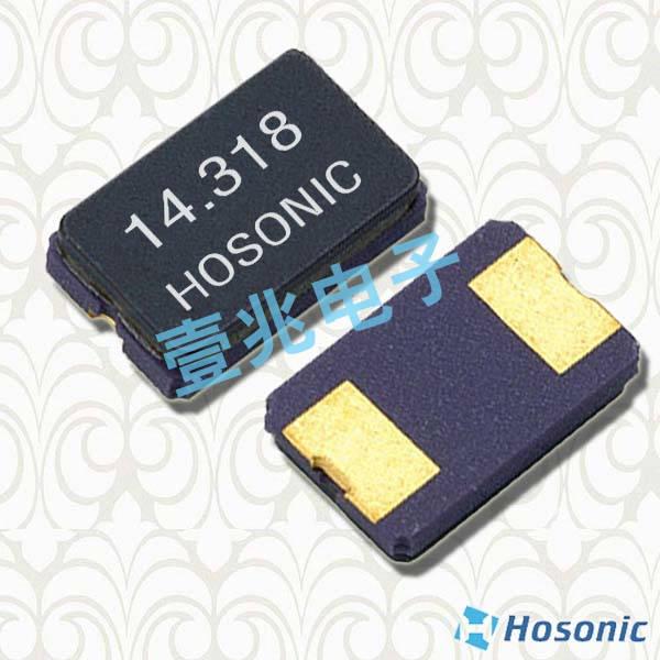 鸿星晶振,贴片晶振,HCX-5FB晶振