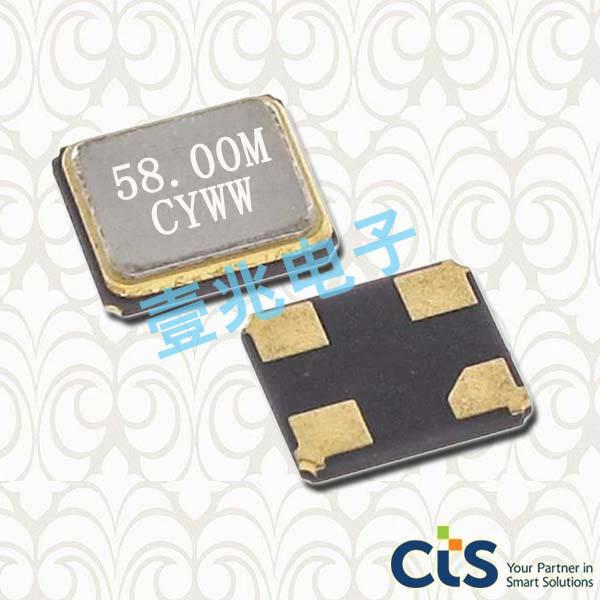 CTS晶振,贴片晶振,403晶振