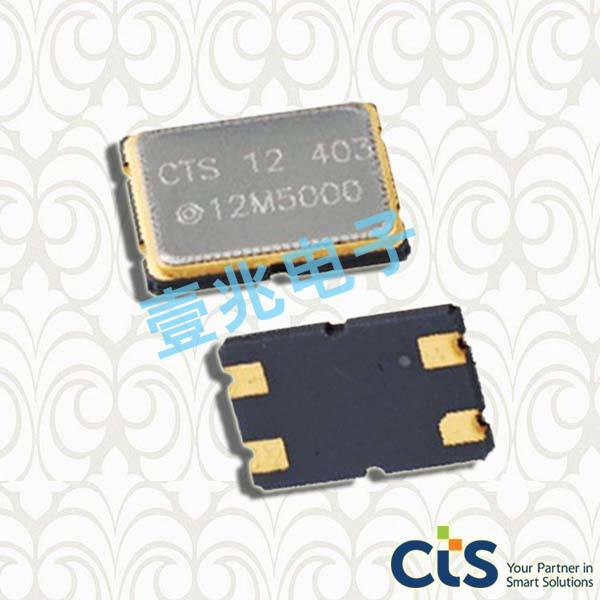 CTS晶振,贴片晶振,407晶振