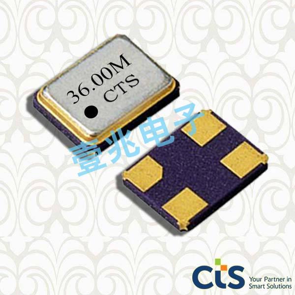 CTS晶振,贴片晶振,416晶振