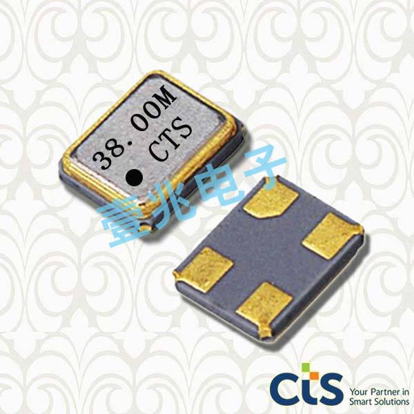 CTS晶振,贴片晶振,425晶振