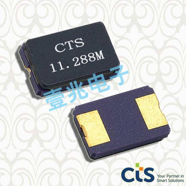 CTS晶振,贴片晶振,GA532晶振