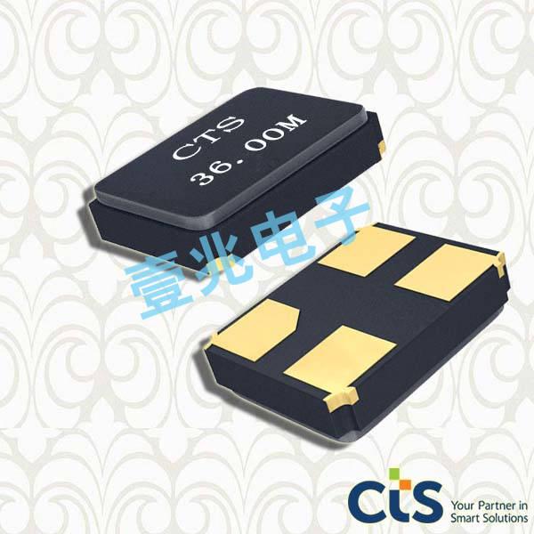 CTS晶振,贴片晶振,GA534晶振