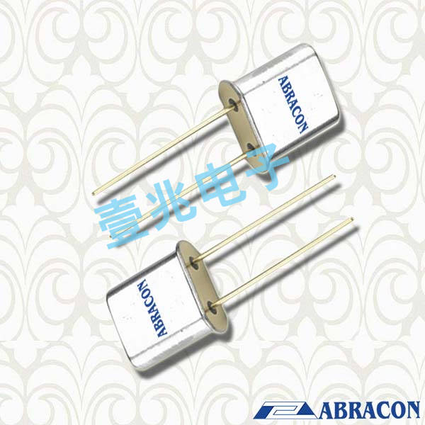 AbraconCrystal,插件晶振,AB晶振