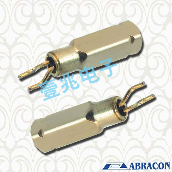 AbraconCrystal,插件晶振,AB26TRQ晶振