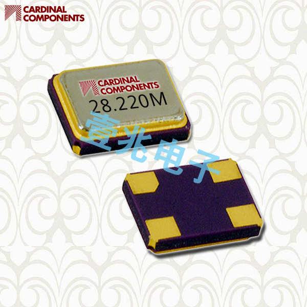 Cardinal晶振,贴片晶振,CX1612晶振