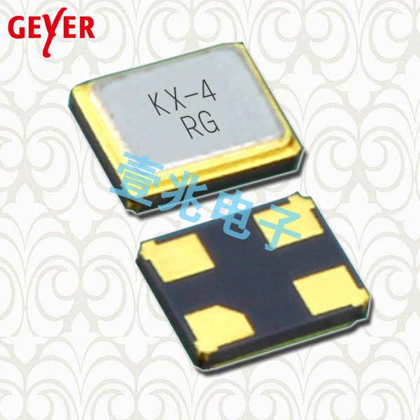 GEYER晶振,贴片晶振,KX-4晶振