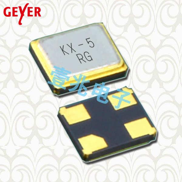 GEYER晶振,贴片晶振,KX-5晶振