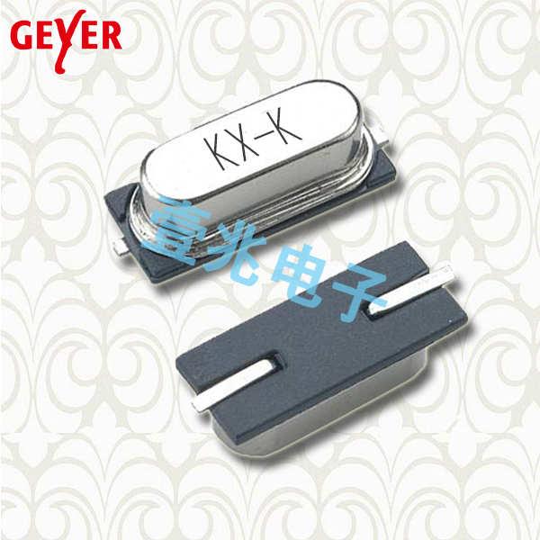 GEYER晶振,贴片晶振,KX-K晶振
