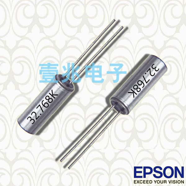 爱普生晶振,插件晶振,C-002RX晶振,Q11C02RX1001100晶振