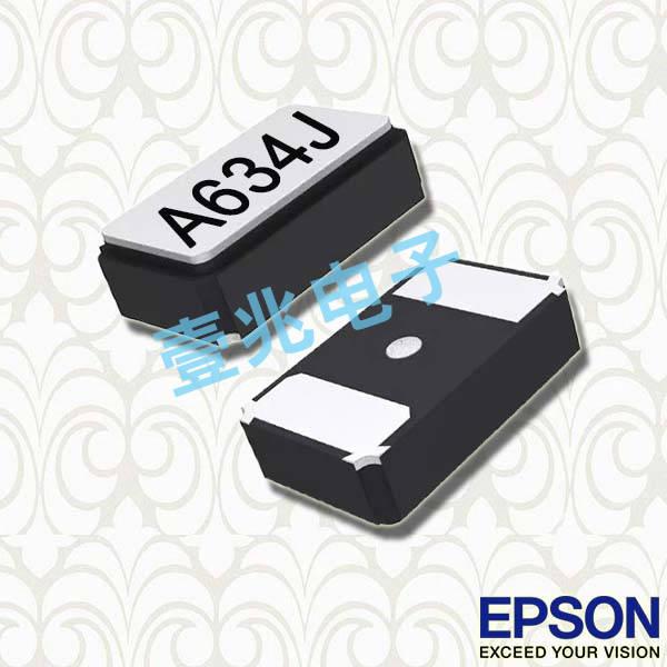 爱普生晶振,贴片晶振,FC-12M晶振,X1A000061000200晶振