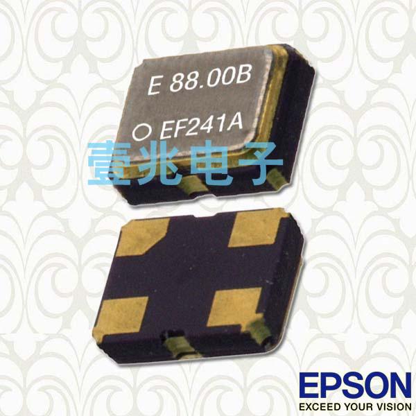爱普生晶振,有源晶振,SG-8101CE晶振,X1G0052110011晶振