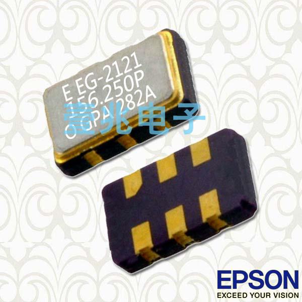 爱普生晶振,声表面波振荡器,XG5032HAN晶振,X1M0004610001晶振