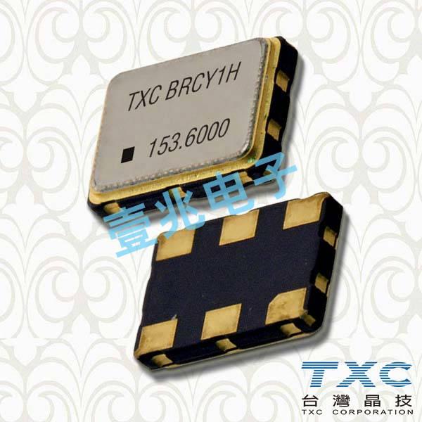 TXC晶振,压控晶振,BK晶振,BR-61.4400MBE-T晶振