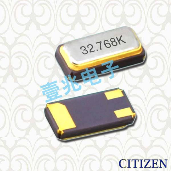 西铁城晶振,贴片晶振,CM315E晶振,CM315E32768DZCT晶振