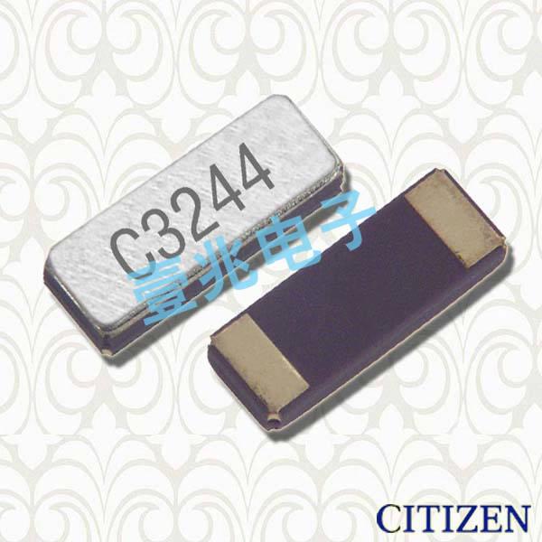 西铁城晶振,贴片晶振,CM519晶振,CM51932768DZFT晶振
