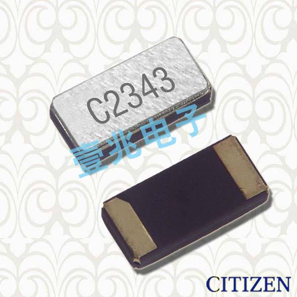 西铁城晶振,贴片晶振,CM2012H晶振,CM2012H32768DZFT晶振