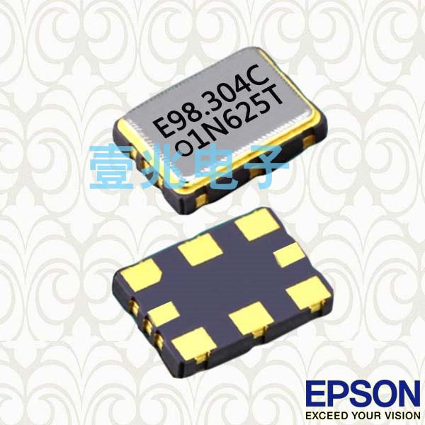 爱普生晶振,有源晶振,SG-8506CA晶振,X1G0050310000晶振