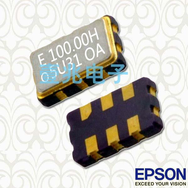 爱普生晶振,声表面波振荡器,XG-2102CA晶振,X1M0003010002晶振