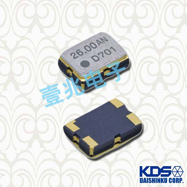 KDS晶振,压控温补晶振,DSA321SCL晶振,1XTV14745ABA晶振