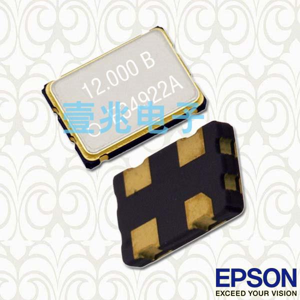爱普生晶振,SPXO晶振,SG-8101CB晶振,X1G0055810011晶振