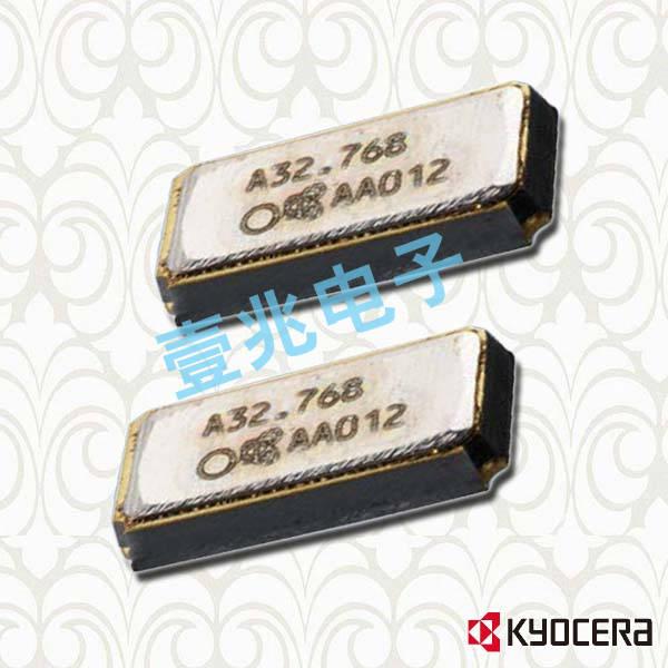 京瓷晶振,32.768K有源晶振,KC3215A晶振,KC3215A32768C33AAE00晶振